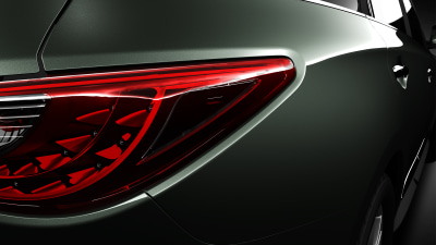Infiniti JX Teased Further With New Image