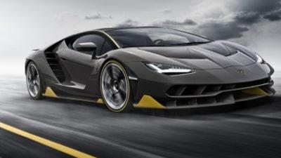 Lamborghini Centenario revealed