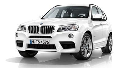 2011 BMW X3 M Sport Package Revealed