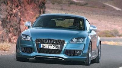Audi TT-RS and TT-S to Debut at Geneva in 2008