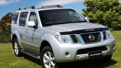 2011 Nissan Navara ST-X 550 And Pathfinder Ti 550 Coming In January