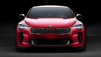 """Stinger To Take The Rest Of Kia's Range """"To Another Place"""""""