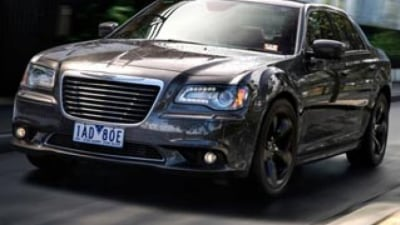 Chrysler 300S first drive review