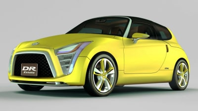 Daihatsu Sends Eight Concepts To Indonesia Motor Show