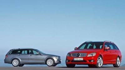 Mercedes-Benz C-Class Estate unveiled