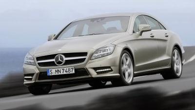 2012 Mercedes-Benz CLS Powertrains Revealed