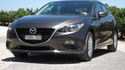 2014 Mazda3 Review: Australian Launch