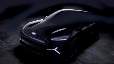 Kia Teases Niro EV Concept Ahead Of CES 2018