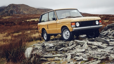 Range Rover Reborn Brings A Classic Back To Life