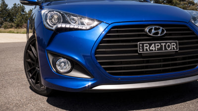 Hyundai Veloster Raptor Review: 'One-Off' Hot Box