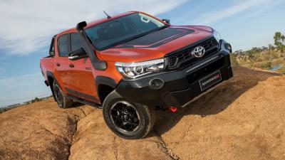 Toyota adds three new HiLux models
