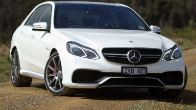 2014 Mercedes-Benz E 63 AMG S First Drive Review