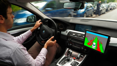 BMW Teams Up With UR:BAN To Develop Driver Assist And Traffic Technology