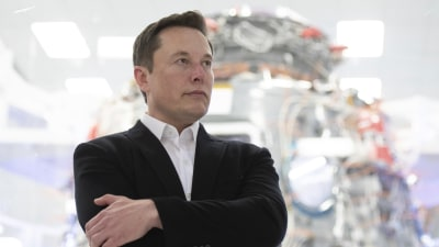 Elon Musk had an unusual reaction to being named the world's richest person