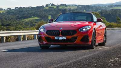 BMW Z4 M40i gets a power boost for 2020