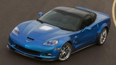 Corvette ZR-1 Sets New Nurburgring PB?