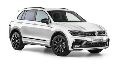 Volkswagen Tiguan Wolfsburg pricing and specification