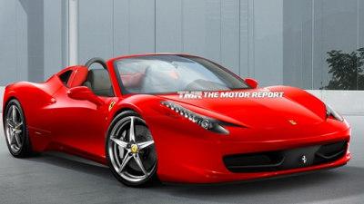 Ferrari 458 Italia Spider On The Way, Hardtop Featured In New Gran Turismo 5 Trailer