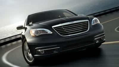 Chrysler 200 Revealed, No Australian Launch Planned