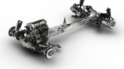 Mazda Reveals New MX-5 Architecture