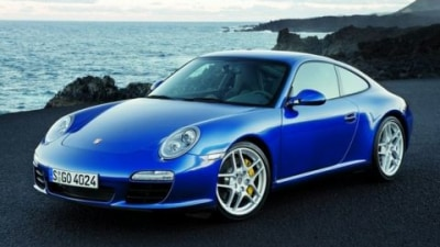 2009 Porsche 911S Tackles the Nurburgring