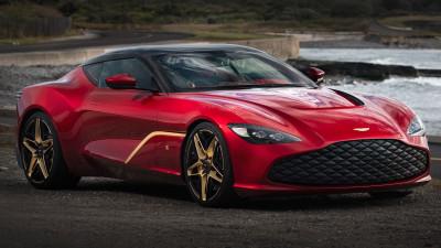 2020 Aston Martin DBS GT Zagato unveiled in full