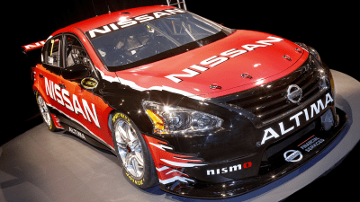 2013 Nissan Altima V8 Supercar Revealed