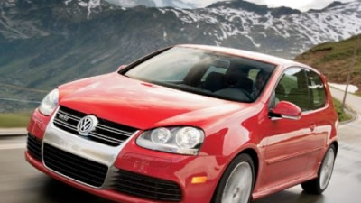 Volkswagen Overtakes Ford