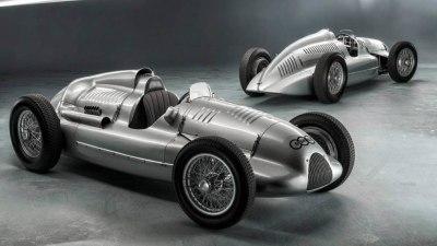 Last Auto Union Type D Returns To Audi