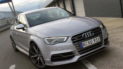 2014 Audi S3 Sedan Review: Track Test At Phillip Island