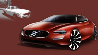 Volvo P1800 Re-imagined, No Production Debut On The Cards