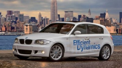 BMW Rolls Out EfficientDynamics Technology In Australia