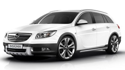 Opel Insignia CrossFour To Tackle Outback, Alltrack: Report