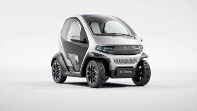 EV Startup Eli Blurs The Line Between Car And Quadricycle