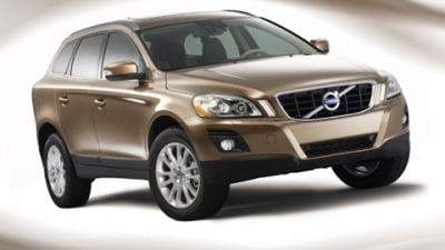 Volvo XC60 to Feature at 2008 Sydney Motor Show