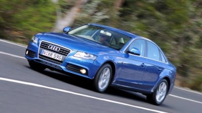Audi Selling Cars 'Luxury Car Tax'-Free
