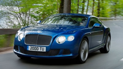 Bentley Planning Sports Concept For Paris Motor Show: Report