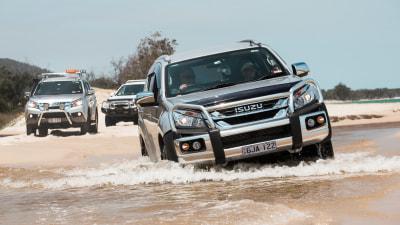 QLD Police blitz modified 4WDs