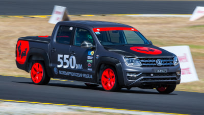 VW considering Amarok V6 Superute