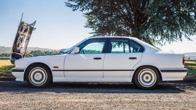 BMW Adds E34 M5 To Heritage Fleet