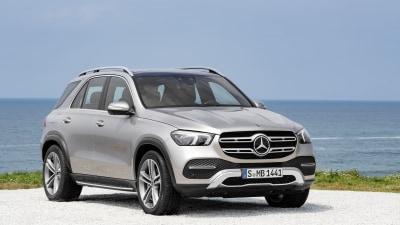 Mercedes-Benz reveals new GLE