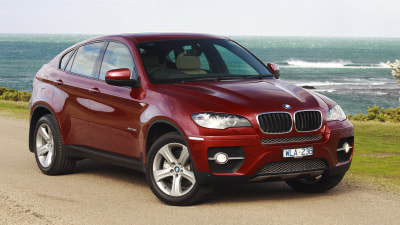 Remember when: BMW X6