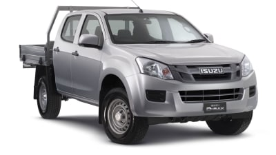 Isuzu Ute Adds Three New 4x2 Models To Range