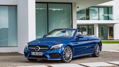 2017 Mercedes-Benz C-Class Cabriolet – Price And Features For Australia