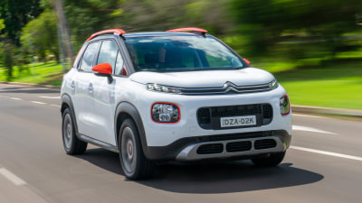 Citroen C3 Aircross 2019 Review