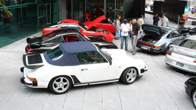 Federation Square Hosting Free Car Shows Every Month Until Christmas