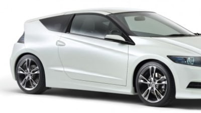 """2010 Honda CR-Z Previewed With New Tokyo Motor Show """"Concept"""""""