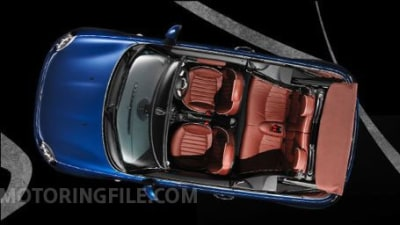 2010 Mini Convertible: First Glimpse