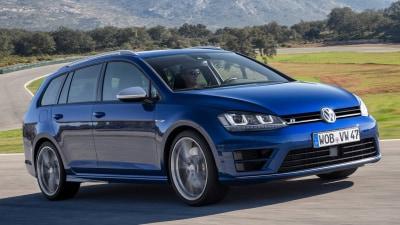 VW Golf R Wagon Locks Sights On Australia, October Launch Confirmed