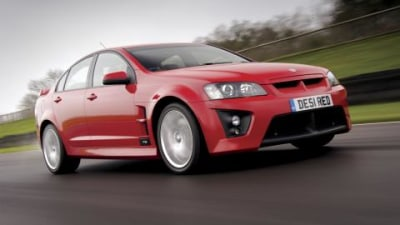 Vauxhall announce supercharger kit for VXR8
